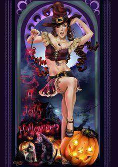 Jolly Halloween