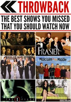 The best shows that you might have missed that you should definitely watch now! #StreamTeam AD