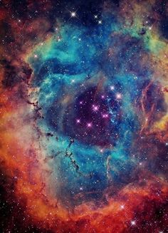 the universe - outer space