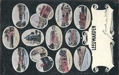 Blokhuispoort Ansichtkaart Gevangenis Leeuwarden