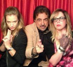 A.J, Joe and Kirsten.
