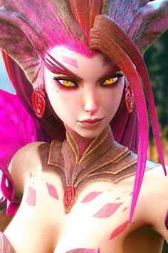 League of Legends Zyra A New Dawn