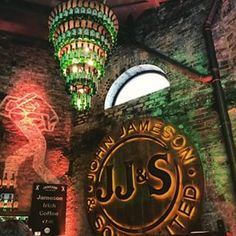 The Old Jameson Distillery, Dublin 7 | Here's BuzzFeed's Irish Whiskey Bucket List