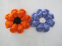 This video crochet tutorial will help you learn how to crochet a Flower - #1. www.madebyfate.etsy.com Facebook Page: https://www.facebook.com/Madebyfate Twit...