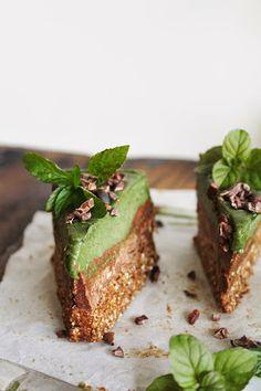 minty green chocOlate cream bars // Yummy! Jislaine Naturkosmetik ♥ to inspire you!