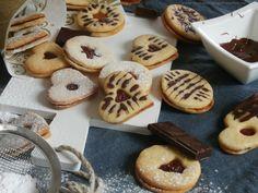 Dobrou chuť: Linecké cukroví