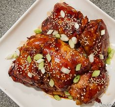 Great job they look yummy with First time making wings and let me tell you One-Pot Sticky Chicken Wings are a hit! wings from Chicken Recipes For Two, Healthy Chicken Recipes, Cooking Recipes, Foods To Eat, I Foods, Asian Dinner Recipes, Good Food, Yummy Food, Happy Foods