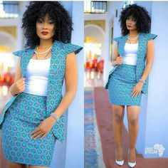 2019 African Fashion: Ankara styles Finests By Diyanu African Fashion Designers, African Fashion Ankara, Latest African Fashion Dresses, African Dresses For Women, African Print Dresses, African Print Fashion, Africa Fashion, African Attire, African Wear