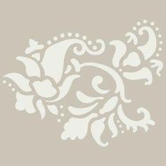 stencil stencil pattern, silhouett, wallpap design, craft, wallpaper designs, diy, stencils