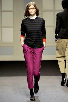 Paul Smith, Fall 2011 Ready-to-Wear