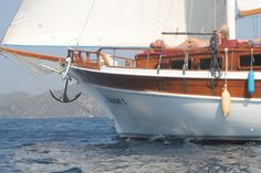 Gunay 1 sailing Gocek Turkey 12 islands