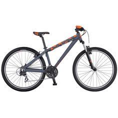 2016 Scott Voltage JR 26 26 Inch Wheel Kids Bike Grey