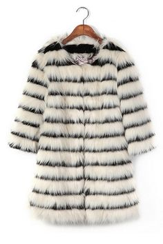 OASAP faux fur