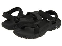 It is sad, but I actually have a need for Tevas. *sigh* At least they are all black.
