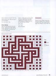 Картинки по запросу Uses Mosaic slip stitch technique