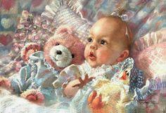 Kathy Fincher, a painter of Children   Tutt'Art@   Pittura * Scultura * Poesia * Musica  