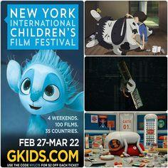 Animações coreanas estão presentes no Festival de Cinema Internacional para Crianças