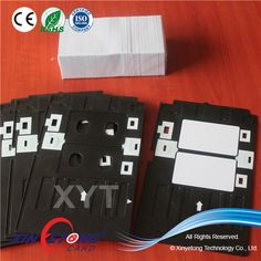 Inkjet ID Card Tray for Epson R330