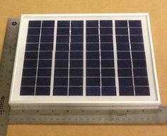 Solar panel (5 watt) Airhead Composting Toilet