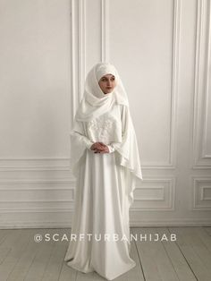 Ideas Dress Hijab Cape For 2019 Disney Wedding Dresses, Muslim Brides, Wedding Hijab, Pakistani Wedding Dresses, Disney Dresses, Muslim Couples, Dress Wedding, Wedding Cape, Fashion Styles