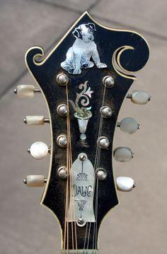 The Mandolin Archive: Gibson Mandolin Signed by Lloyd Loar December 1922