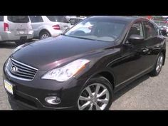 Pre-Owned 2008 #Infiniti #EX35 New Jersey #NJ State #Auto #Auction #NY