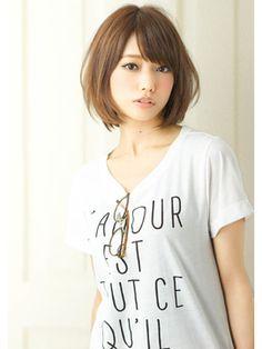 『Rue:京都』大人ナチュラル☆ショートボブ - 24時間いつでもWEB予約OK!ヘアスタイル10万点以上掲載!お気に入りの髪型、人気のヘアスタイルを探すならKirei Style[キレイスタイル]で。