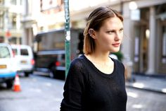 Catherine McNeil - Fashion Week printemps-été 2014 New-York