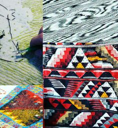 Visuals searching For new Afro Rugs MK.III.