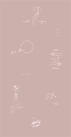 Make Magic Print ~ For the dreamers, believers + magic-makers! - - Make Magic Print ~ For the dreamers, believers + magic-makers! Make Magic Print ~ For the dreamers, believers + magic-makers! Make Magic Print ~ For the dreamers, believers + magic-makers! Et Tattoo, Dog Tattoos, Tattoo Fonts, Small Tattoos, Tatoos, Typography, Lettering, Graphic Design Branding, Brand Identity Design