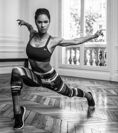 i'm sure misty is a fierce yogi Women With Beautiful Legs, Simply Beautiful, Beautiful Things, Dancers Among Us, Sword Dance, Misty Copeland, Alvin Ailey, Athletic Body, Fitness Photoshoot
