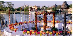 Theme Park Receptions   Wishes Weddings   Disney World Weddings