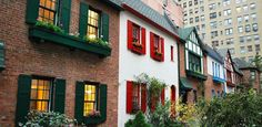 The+9+Most+Beautiful+Streets+in+New+York+City+via+@PureWow