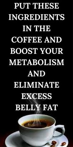 Put These Ingredients In The Coffee And Boost Your Metabolism And Eliminate Excess Belly Fat! Put these ingredients in the and boost your metabolism: ½ a cup of honey 1 teaspoon cocoa ¾ of a cup of coconut oil 1 teaspoon cinnamon powder Slim Fast, Weigth Watchers, Best Diet Drinks, Coconut Oil Weight Loss, Cocoa, Healthy Food Delivery, Honey And Cinnamon, Uses Of Cinnamon Powder, Cinnamon Powder Benefits