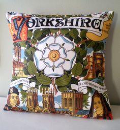 Yorkshire Pillow
