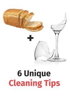 6 unique cleaning tips