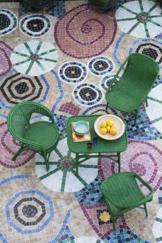 My Dream Canvas: A Casa in Tangier
