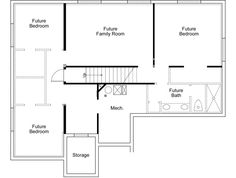Hanover traditional ivory homes floor plan upper level for Ron lee homes floor plans