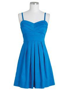 Strappy Pleated Dress -- Delia's $49.50