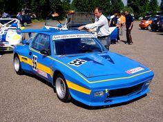 Fiat X1 9 Dallara ant - フィアット・X1/9 - Wikipedia