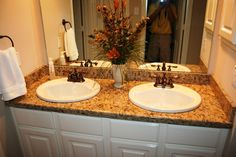 Over Mount Sink With Granite Countertop | Granite Countertop And Over Mount  Sink Installation