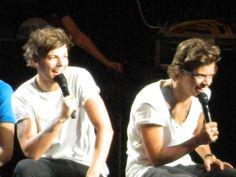 One Direction Harry Styles, Louis Tomilson ~EN