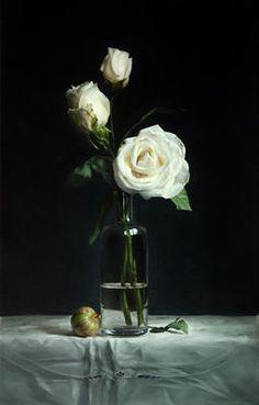 White Roses in Dark 14