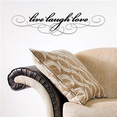 Buy DCWV Live Laugh Love Home Decor Wall Art from CreateAndCraft.tv