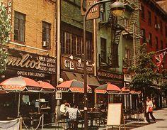 1970's Greenwich Village