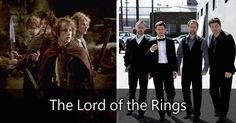 When the characters from our favorite movies met many years later - 9GAG