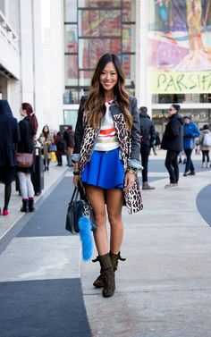 Street Mode….Lincoln Center – New York (Aimee Song)