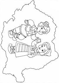 Easter Coloring Pages, Coloring Pages For Kids, History Of Romania, Christmas Colors, Christmas Crafts, Art For Kids, Crafts For Kids, School Border, Bee Illustration