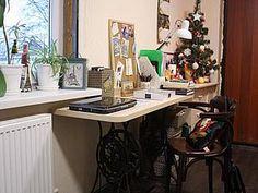 Как я обустроила уютное рабочее место в маленькой комнате - Ярмарка Мастеров - ручная работа, handmade