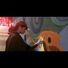 Mi amada hija participando en los Murales Urbanos Painting, Daughter, Artists, Painting Art, Paintings, Painted Canvas, Drawings